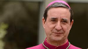 Bischof Alfonso de Galarreta