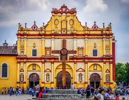 Kathedrale von San Cristobal de Las Casas