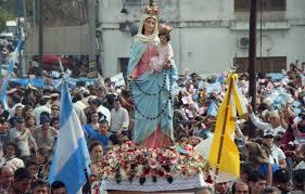 Marienstatue von San Nicolas de los Arroyos