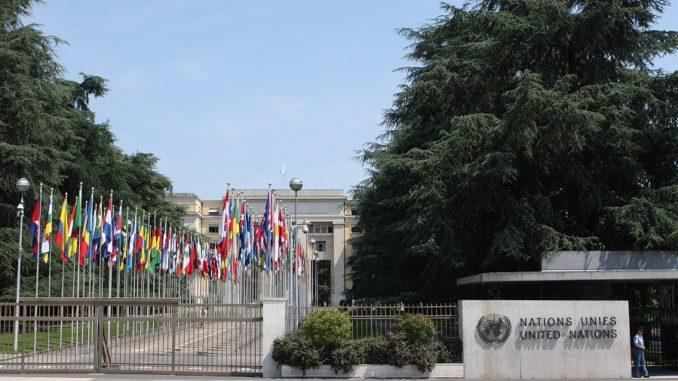 UNO-Sitz in Genf: Vereinte Nationen als Motor der globalen Homosexualisierung