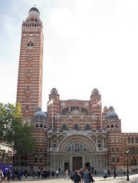 1903 geweihte Kathedralkirche des Erzbischofs von Westminster