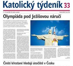 Tschechiens katholische Wochenzeitung Katolicky tydenik